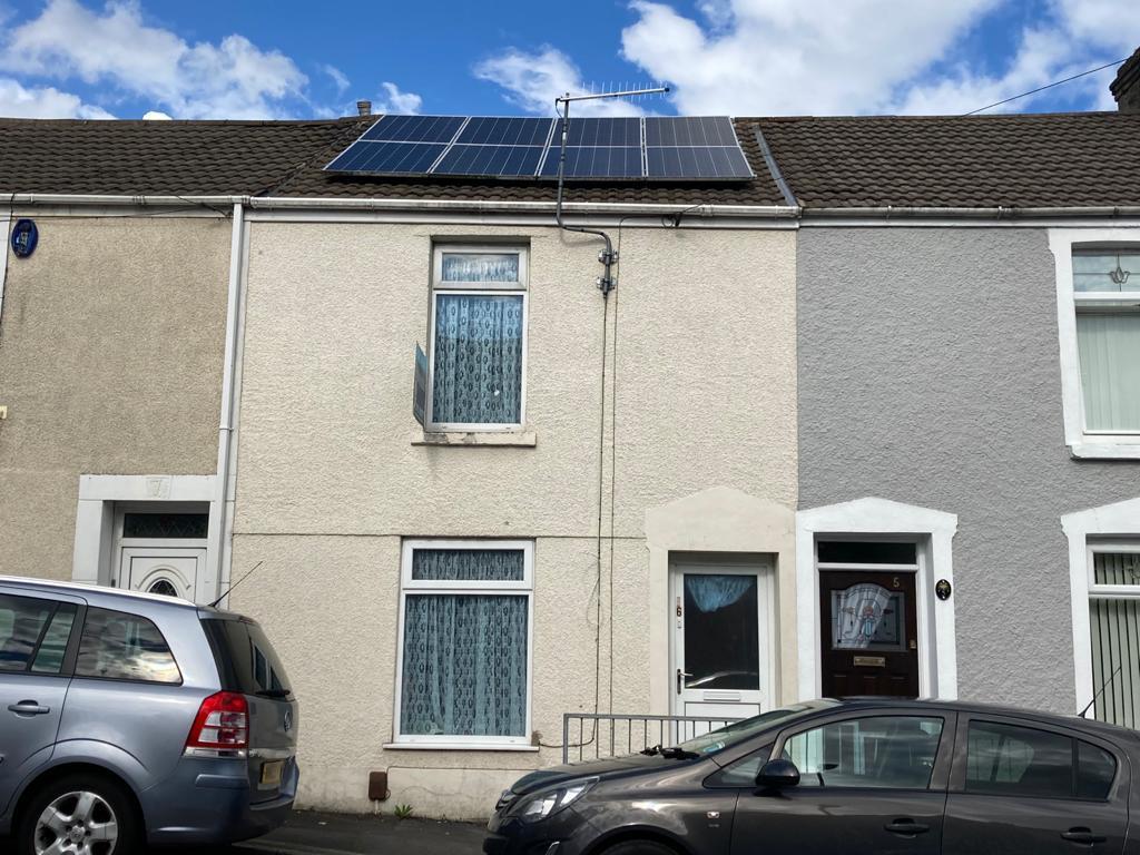 Clyndu Street, Morriston, Swansea, SA6 7BQ